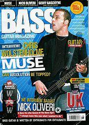 Bass Guitar Magizine : bass guitar magazine 2005 musewiki supermassive wiki for the band muse ~ Hamham.info Haus und Dekorationen