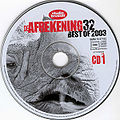 De Afrekening 32 – Best of 2003 – disc 1.jpg