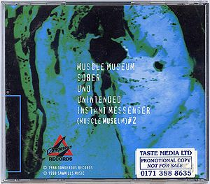 Muscle Museum (EP) – MuseWiki: Supermassive wiki for the
