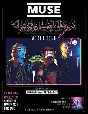 Graz Stadthalle Graz 2019 (gig) – MuseWiki: Supermassive