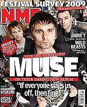 NME Three Jump Down