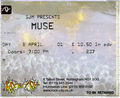 Nottingham 2001-04-08 – ticket.jpg