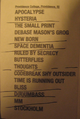 Providence 2005-04-17 setlist.png