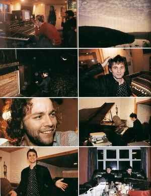 Muse Recording Origin Of Symmetry