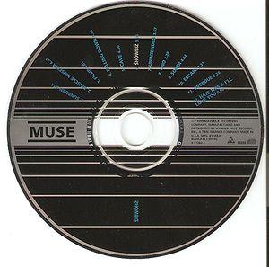 muse showbiz album download mp3