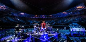 muse live in rome song list