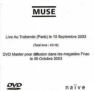 Live au Trabendo Fnac Store Promo (promo compilation