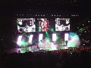 Irvine Verizon Wireless Amphitheatre 2007 (gig) – MuseWiki